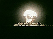 Watch free video Atomic Bomb Test - Operation Cue