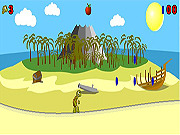 Tony the Turtle and the Island Adventure game