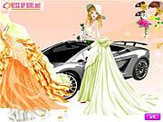 Happiest Bride Dressup