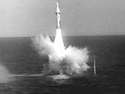Watch free video Polaris Missile Test Firing From Submarine
