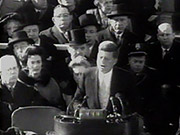 Watch free video Kennedy Inaugural Address (Excerpt) 1961