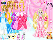Angel Style Dress Up