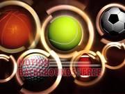 Mira dibujos animados gratis Sport Spectacular Watermark