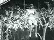 Watch free video Trapeze Disrobing Act