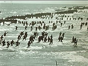 Watch free video Storming The Beach 1962