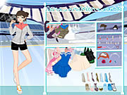 Ice Skater Girl game