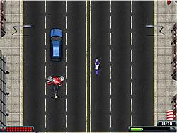 Moto Rush game