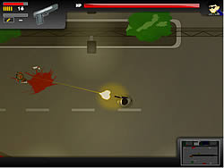 Zombie Hole game