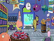 Sponge Bob Square Pants: Plankton's Krusty Bottom Weekly game