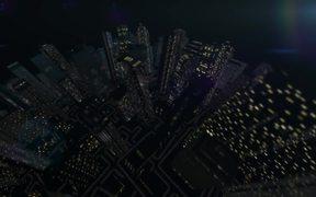 City on a Ball