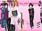 Award Dress Up game