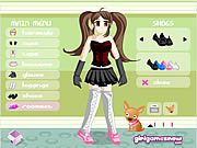 Dress Up Now game