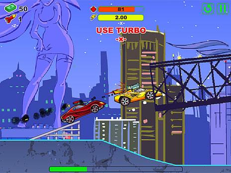 Spy Car game