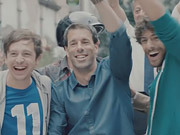 Watch free video Heineken Commercial: Ruud Takes a Bus