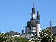 Watch free video Stockholm Vistas - Domes and Minaret