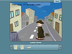 Inspector Wombat game