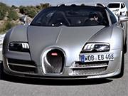 無料アニメのGQ - Bugatti Veyron 16.4を見る