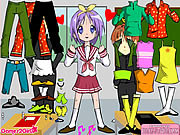 Tsuka Dress Up game