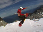 شاهد كارتون مجانا Camp of Champions - Snowboard Session C