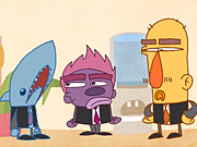 Watch free video 2 Guys 1 Shark