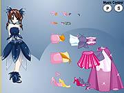 Princess Anime Dress Up