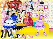 Sweet Candy Dress Up