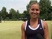 Watch free video Dominika Cibulkova & Dunlop Sport