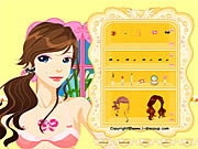 Girl Dressup Makeover 5 game