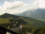 Watch free video The Sky Is The Limit - Panarotta Alps Italy