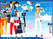 Love Doll Dress Up game
