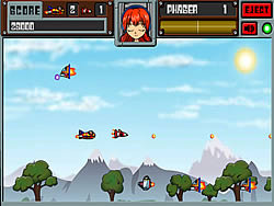 Alpha Force game