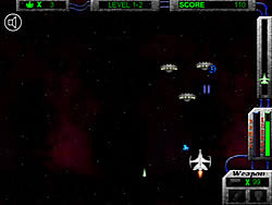 Galaxy Guard game