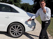 Watch free video dany garand on the design of the AUDI A3 limousine