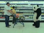 Mira el vídeo gratis de Panda Cheese Commercial: Never Say No to Panda