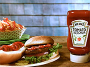 Watch free video HEINZ KETCHUP Commercial