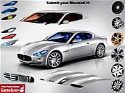 Chơi trò chơi miễn phí Pimp My Maserati
