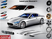 Jogar jogo grátis Pimp My Maserati