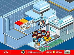 Dexter Mix Master game