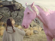 Honda Commercial: Pink Horse