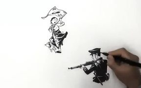 Awesome Freehand Drawing