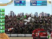 Juega al juego gratis Stunt Mania 2