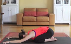 Watch free video 30 Day Yoga Challenge - Day - 8