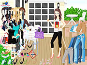 Juego Terrace Dressup