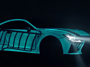 Watch free video Lexus Commercial: The Lexus Heartbeat Car