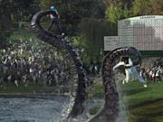 Watch free video Geico Commercial: Kraken