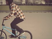 Watch free video Slow Motion Footage of BMX