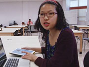 schoolers Learning Multimedia and Technology