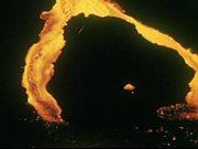 Watch free video Lava Flow - Night