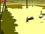"Batman and Superman Adventures - World Finest ""Gauntlet of Doom 2"" game"