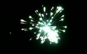 Watch free video Fireworks Display